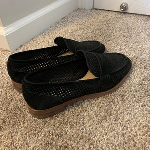 Vince Camuto Loafers. Worn once. 7.5